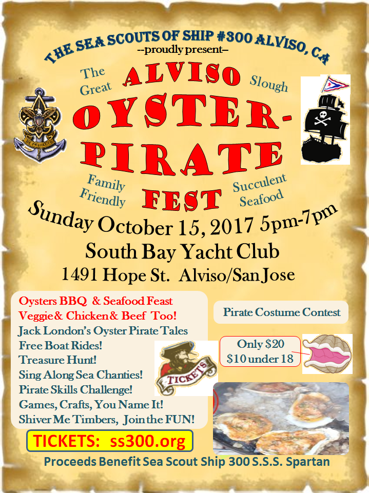 Oyster-Pirate Fest
