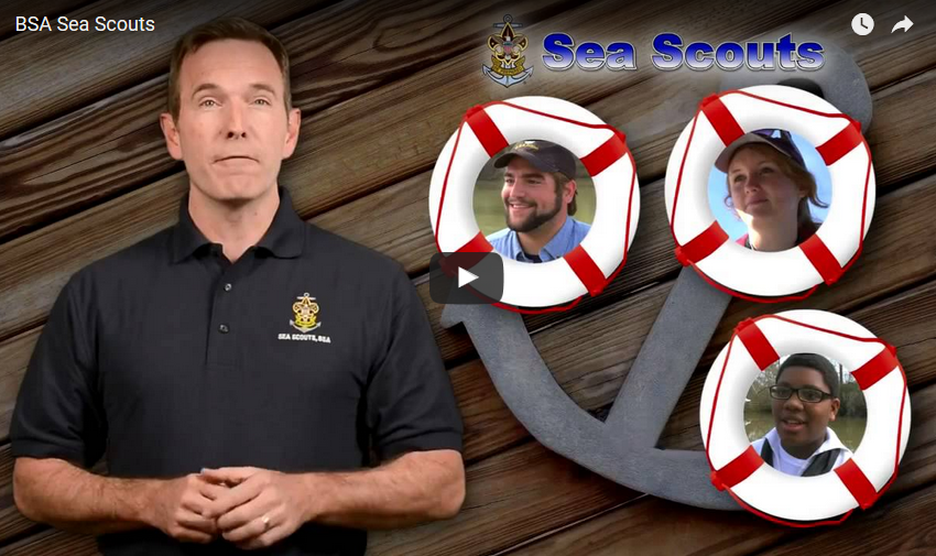 Sea Scout Video